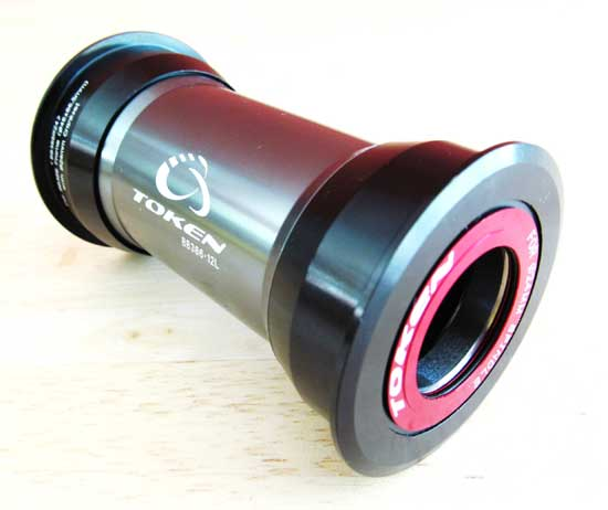 BOTTOM BRACKET BB386R24 black
