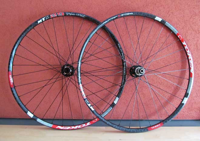 "C18CR MTB CARBON 29"" WHEELSET"