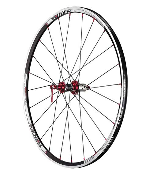 C22A SUPER LITE ALLOY CLINCHER WHEELSET