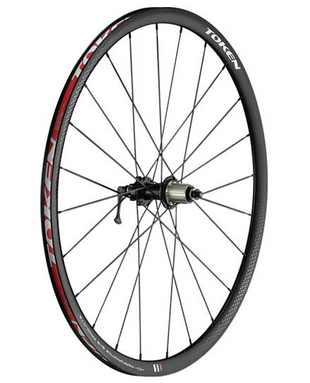 C28AD ALLOY CLINCHER DISC ROAD WHEELSET