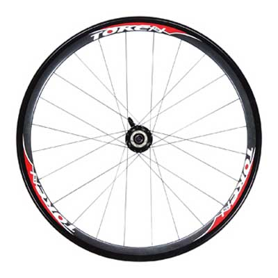 CARBON CLINCHER ROAD WHEELSET C38