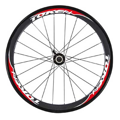 CARBON CLINCHER ROAD WHEELSET C50AWT