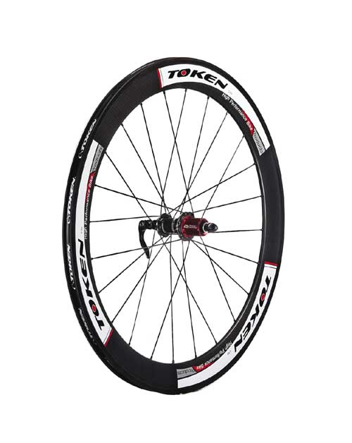 CARBON CLINCHER ROAD WHEELSET C50ACT