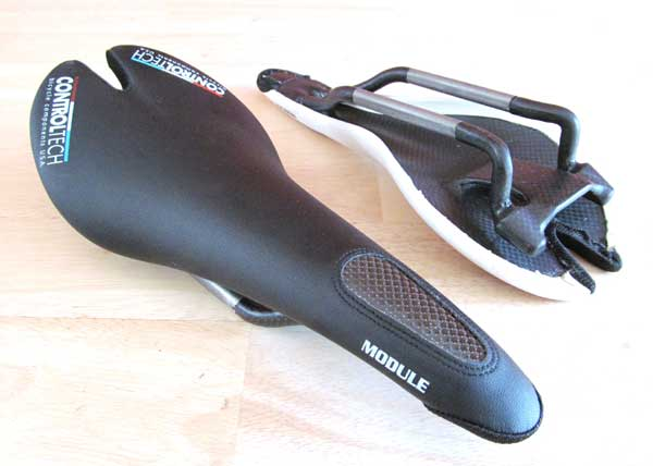 MODULE SADDLE black