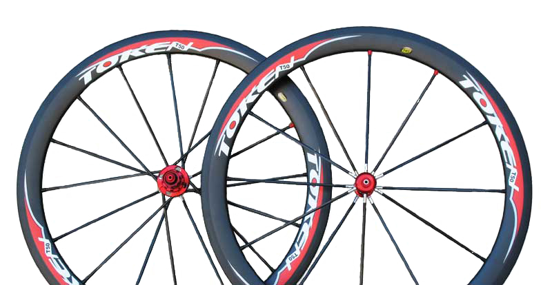 CARBON SPOKE TUBULAR WHEELSET