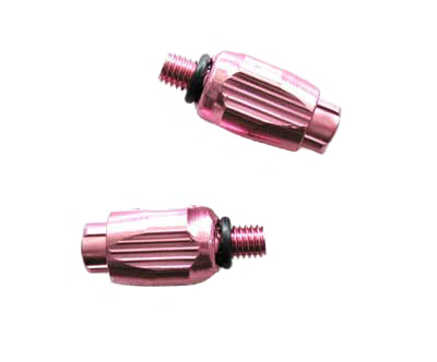 DOWN TUBE CABLE ADJUSTER pink