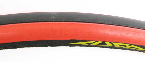 GIRO TWIX black/red