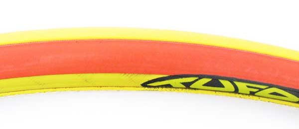 GIRO TWIX red/yellow
