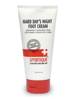 HARD DAY'S NIGHT FOOT CREAM