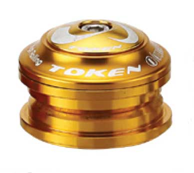 "INTERNAL HEADSET 1 1/8"" gold"