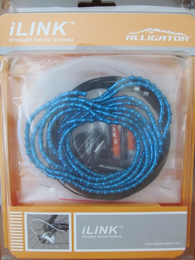 MINI iLINK GEAR CABLE KIT blue