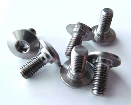 KEO TITANIUM CLEAT BOLTS