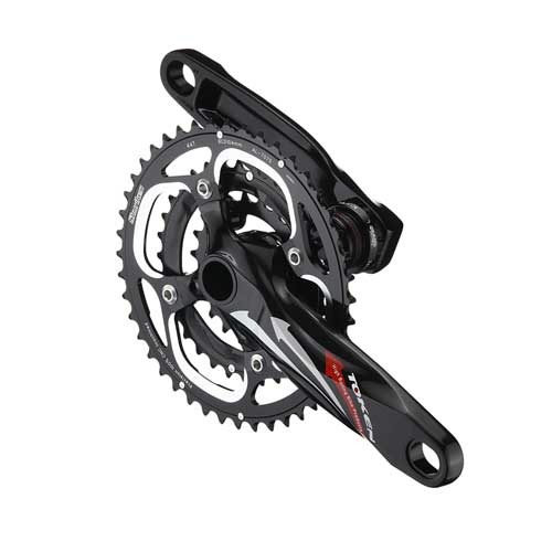 XC MTB TRIPLE INTEGRATED CRANKSET