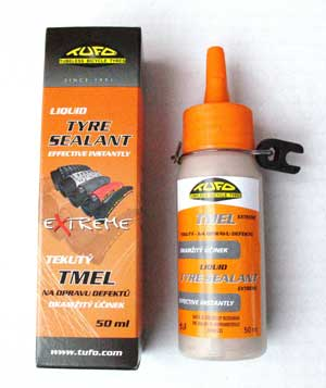 EXTREME TIRE SEALANT KIT - Click Image to Close