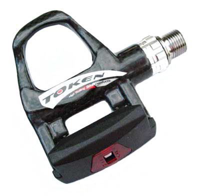 CARBON ROAD RACING PEDALS 455CT