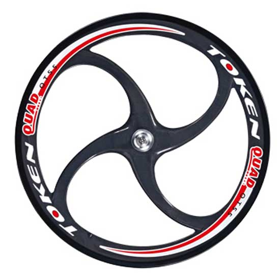 QUAD CARBON TUBULAR WHEELSET