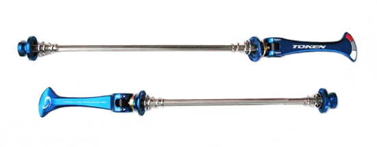 SHARK TAIL ROAD SKEWERS blue