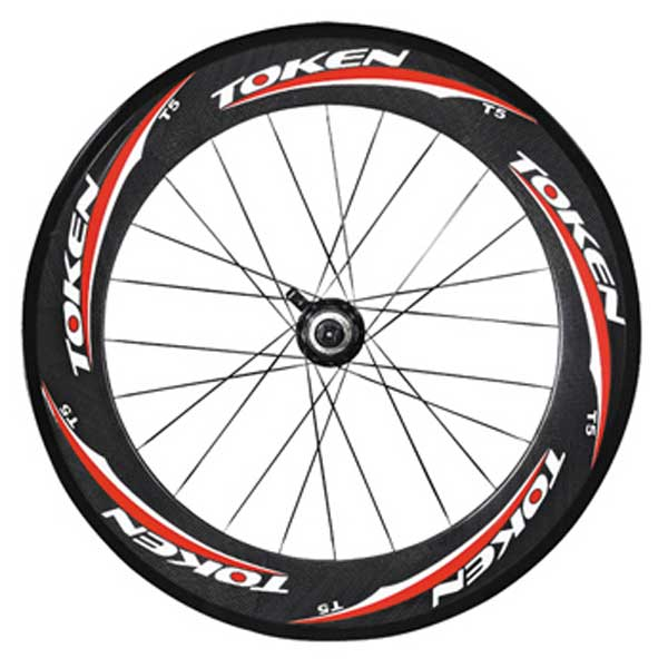 CARBON TUBULAR ROAD WHEELSET T85AWT