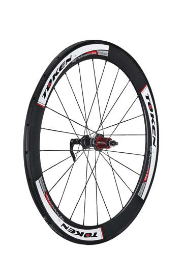 CARBON TUBULAR ROAD WHEELSET T50ACT