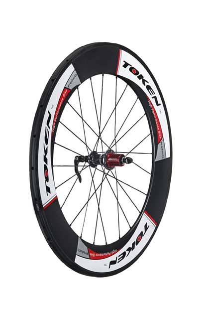 CARBON TUBULAR ROAD WHEELSET T85ACT