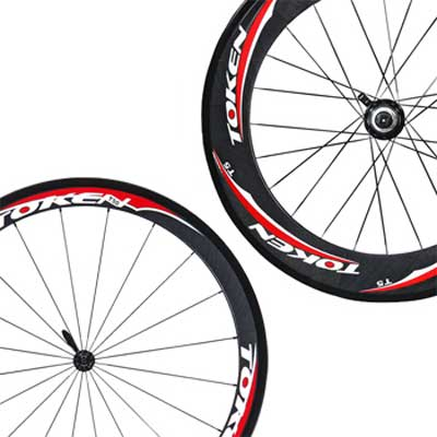 CARBON TUBULAR TT WHEELSET