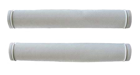 TRACK GRIPS white