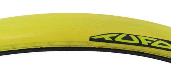 C S 3 LITE < 215g TEW tubular clincher all yellow