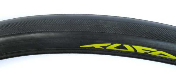 C HI COMPOSITE CARBON tubular clincher all black