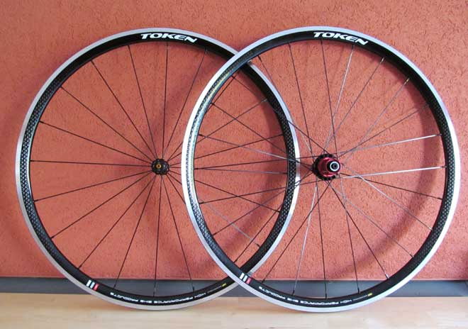 C28A ALLOY CLINCHER WHEELSET