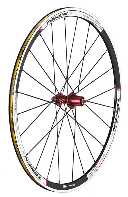 ALLOY CLINCHER ROAD WHEELSET C30A520
