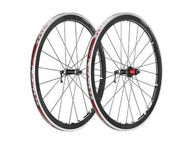 HERO C45A CARBON CLINCHER WHEELSET