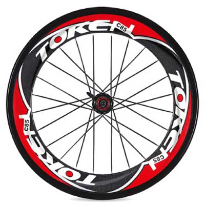 CARBON CLINCHER ROAD WHEELSET C85
