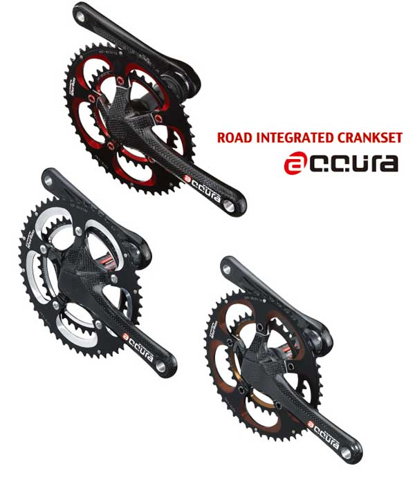 ROAD INTEGRATED CRANKSET 170