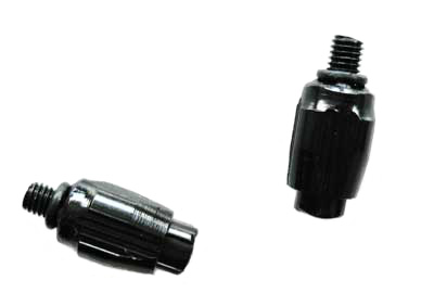 DOWN TUBE CABLE ADJUSTER black