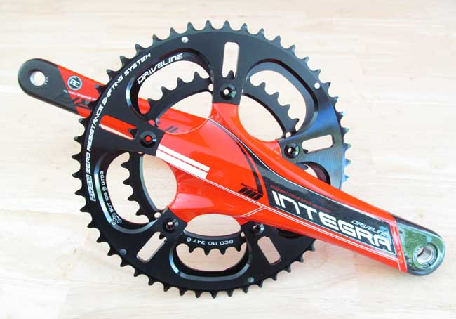 INTEGRA BB30 CARBON CRANKS 172.5