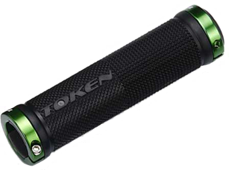 DOUBLE LOCK GEL GRIPS green