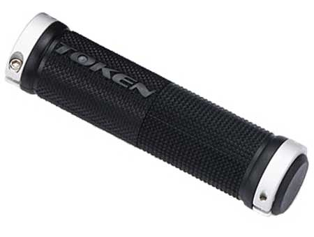 DOUBLE LOCK GEL GRIPS silver