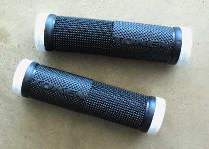 DOUBLE LOCK GEL GRIPS white