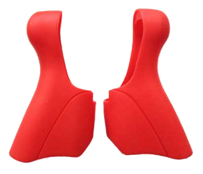 HOODS FOR SHIMANO 10S DURA ACE 7900 red
