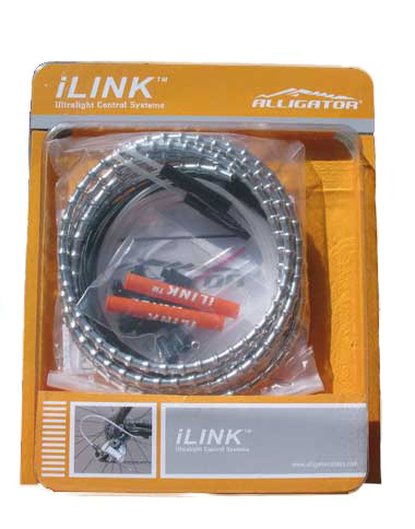 iLINK BRAKE CABLE KIT silver