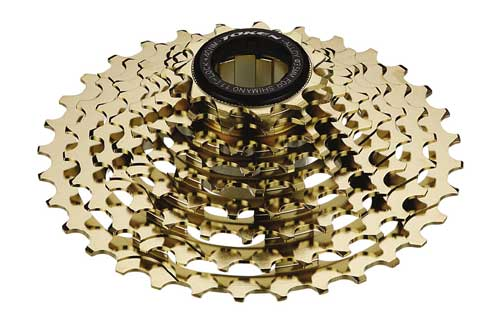 XC MTB ALLOY CASSETTE 11-32T - Click Image to Close