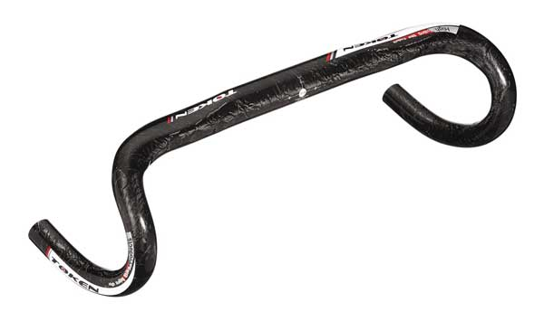 CARBON MARBLE RACING BARS 400