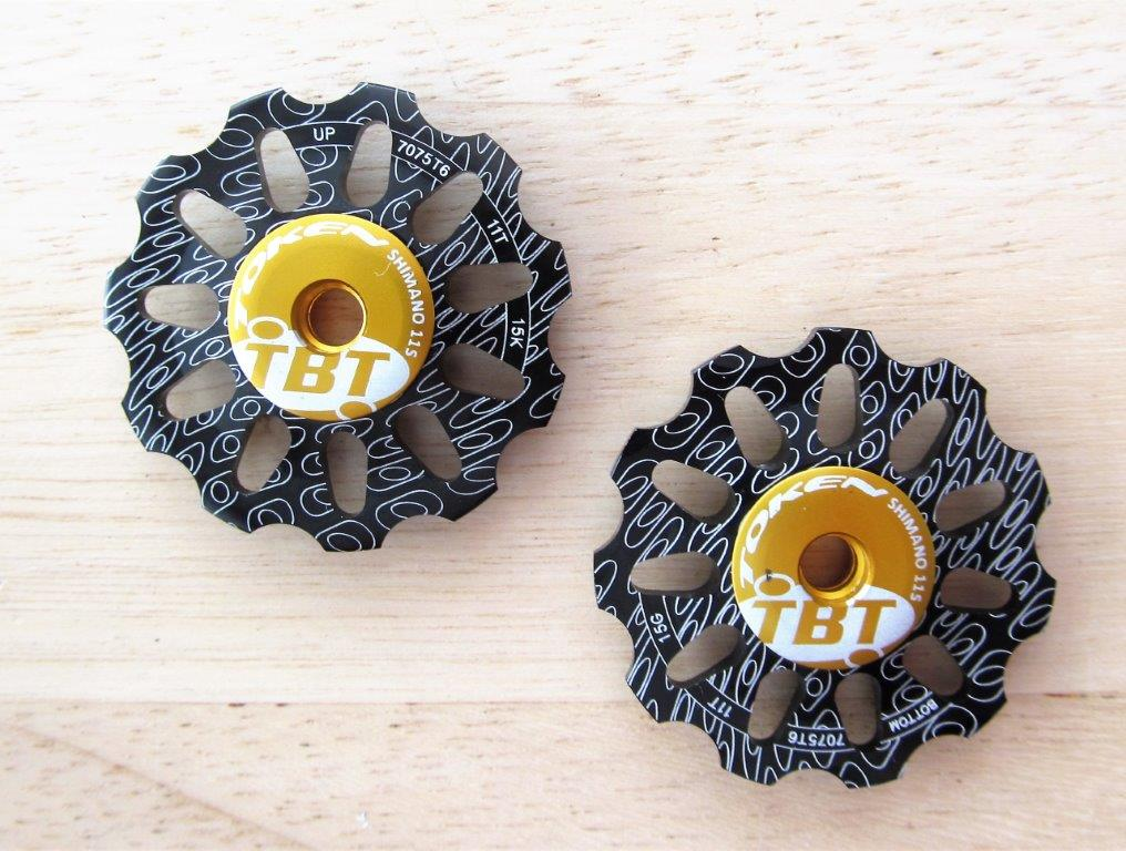 PULLEY SET FOR SHIMANO 11 SPEED