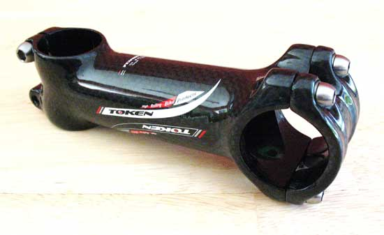 ULTRA LITE CARBON ALLOY STEM 110