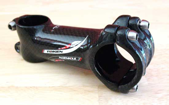 ULTRA LITE CARBON ALLOY STEM 90
