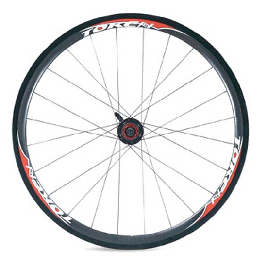CARBON TUBULAR ROAD WHEELSET T38