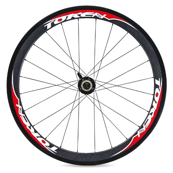 CARBON TUBULAR ROAD WHEELSET T50AWT