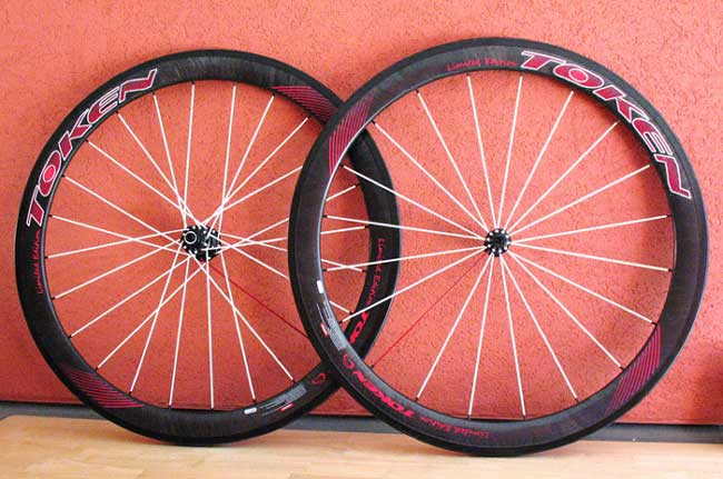 T50SL LIMITED EDITION TEAM PBB WHEELSET