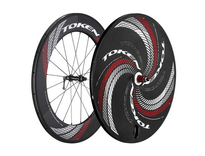CARBON TUBULAR TT WHEELSET 908