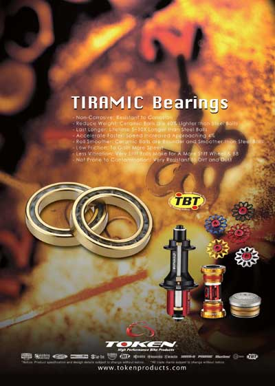 TIRAMIC BEARINGS